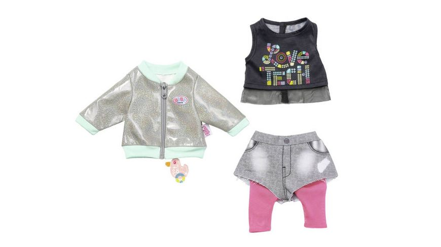 Zapf Creation Baby Born City Outfit 43cm