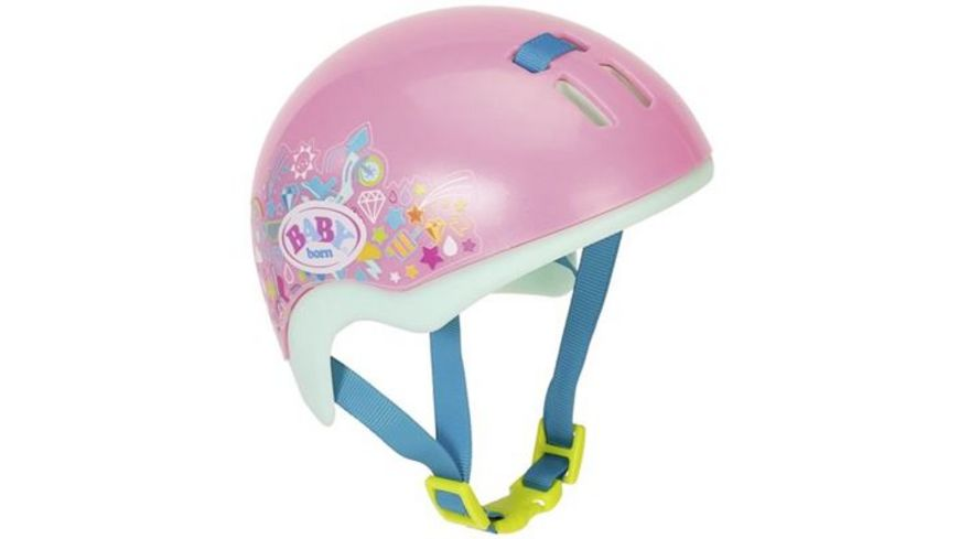 Zapf Creation Baby born Play und Fun Fahrradhelm 43cm