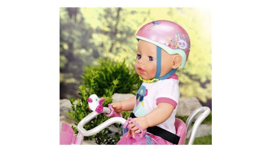 Zapf Creation Baby born Play und Fun Fahrradhelm 43cm