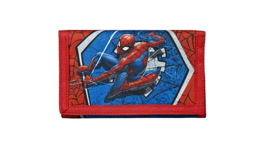Undercover Spider Man Geldbeutel mit Headerkarte