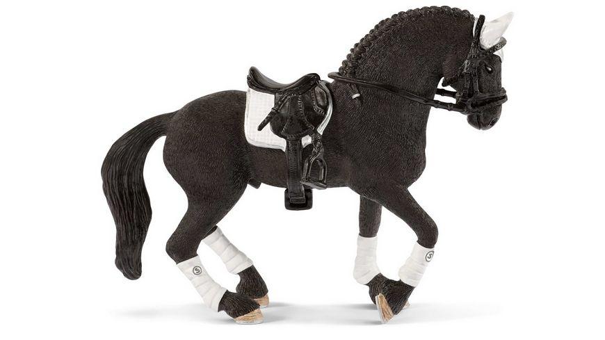 Schleich 42457 Horse Club 42457 Friese Hengst Reitturnier