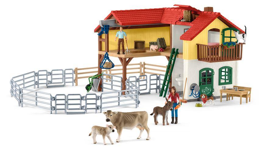 Schleich 42487 Farm World Weidezaun