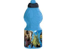 Undercover Jurassic World Sportflasche