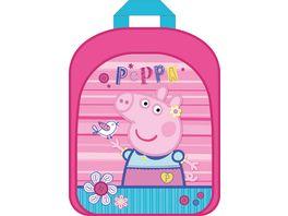 Undercover Peppa Pig Rucksack mit Vortasche
