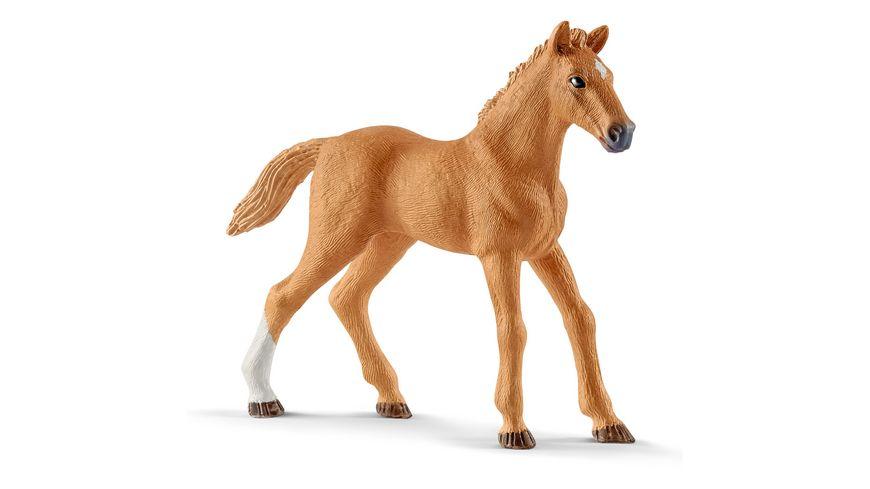 Schleich 42458 Horse Club Hannahs Gastpferde mit Huendin Ruby