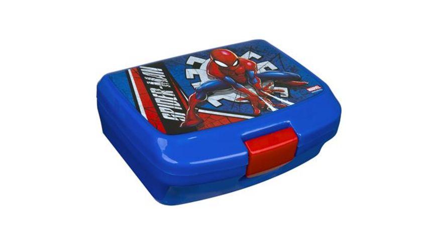 Undercover Spider Man Brotzeitdose