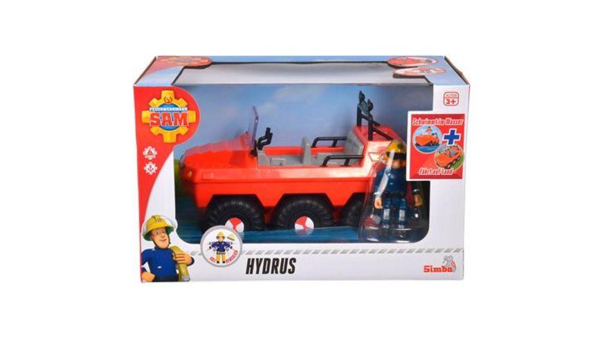 Simba Feuerwehrmann Sam Sam Hydrus mit 1 Figur