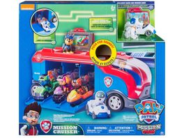 Spin Master 6035961 Paw Patrol Mission Cruiser