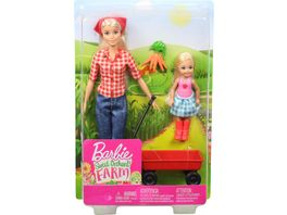 Mattel Barbie Farm Barbie und Chelsea