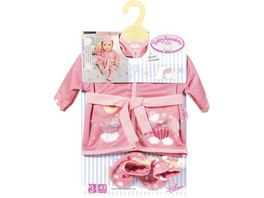 Zapf Creation Baby Annabell Sweet Dreams Bademantel 43cm