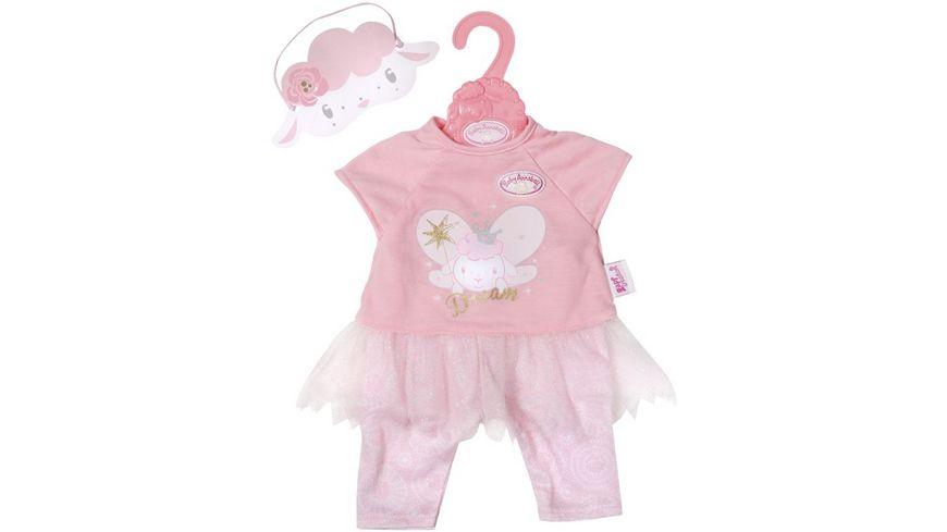 Zapf Creation Baby Annabell Sweet Dreams Nachtfee 43cm