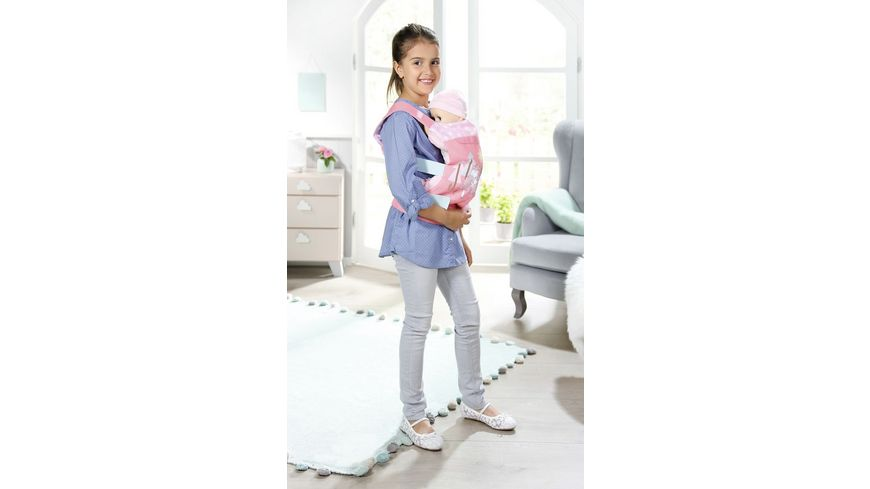 Zapf Creation Baby Annabell Travel Tragesitz