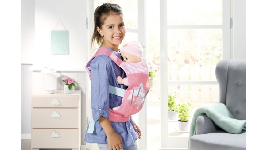 Zapf Creation Baby Annabell Travel Tragesitz