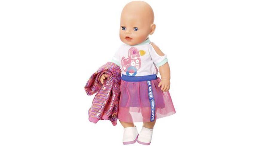 Zapf Creation Baby born City Deluxe Style 43cm