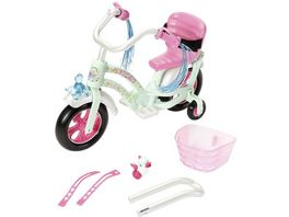 Zapf Creation Baby Born Play und Fun Fahrrad