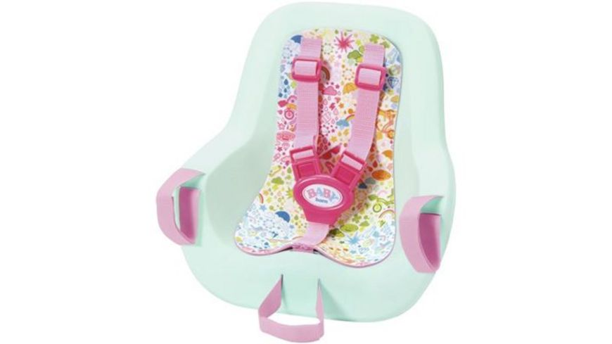 Zapf Creation Baby born Play und Fun Fahrradsitz 43cm
