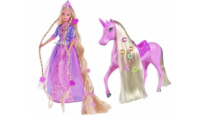 Simba Steffi Love Rapunzel Unicorn Set