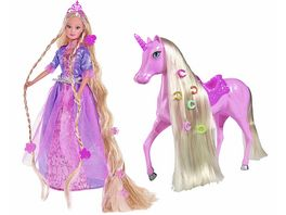 Simba Steffi Love Rapunzel Unicorn Set