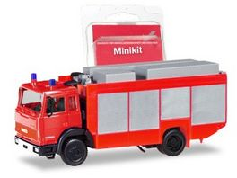 Herpa 13512 MiniKit Iveco Magirus Ruestwagen rot 1 87
