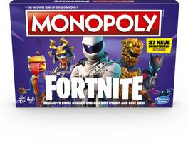Hasbro Gaming Monopoly Fortnite