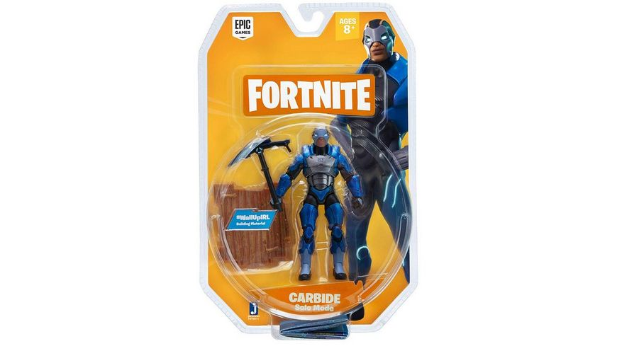 Jazwares Fortnite Figur Carbide