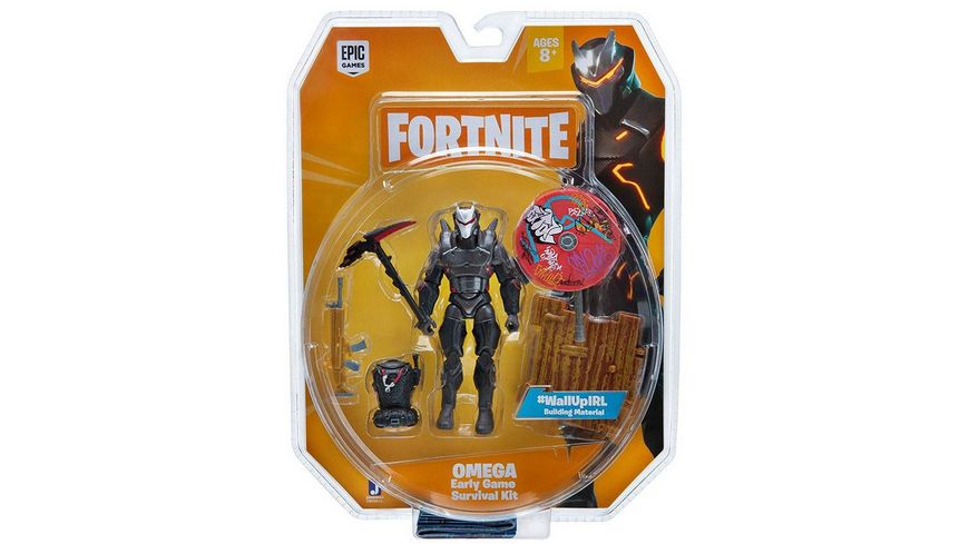 Jazwares Fortnite Early Game Survival Kit