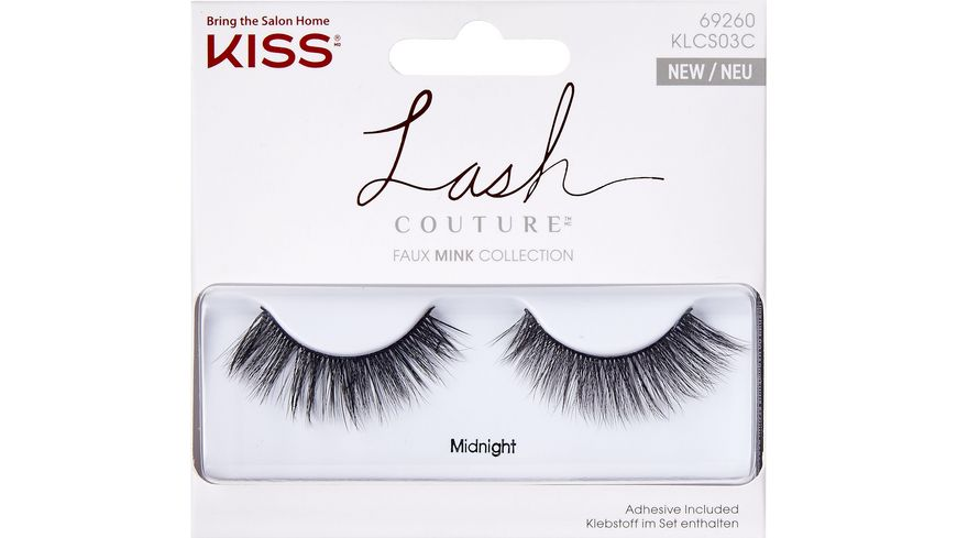 KISS LASH COUTURE Wimpernband Midnight
