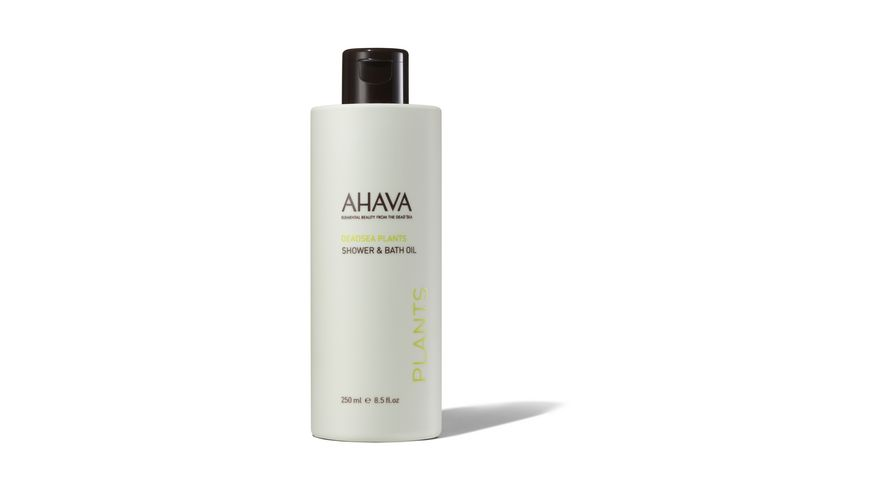 AHAVA Shower and Bath Oil