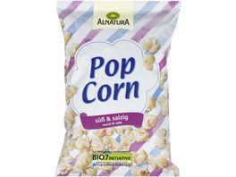Alnatura Popcorn suess und salzig