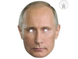 Rubies 6240408 Vladimir Putin Face Mask