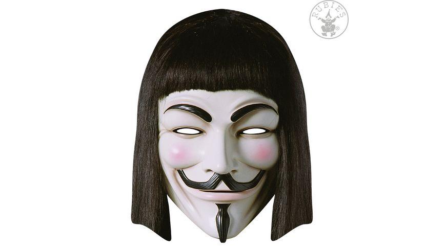 Rubies 334853 V for Vendetta Card Mask