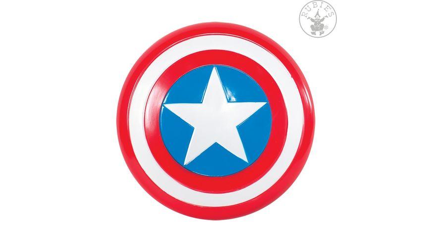Rubies 335640 Captain America Avengers Assemble Shield Child