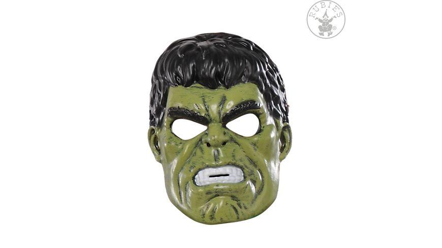 Rubies 339215 Hulk Avengers Assemble Maske Child