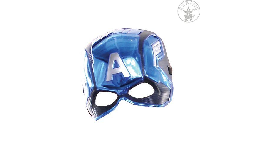 Rubies 339217 Captain America Avengers Assemble Maske Child
