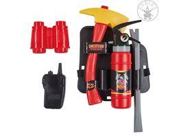 Rubies 6300973 Feuerwehr Set 3 teilig