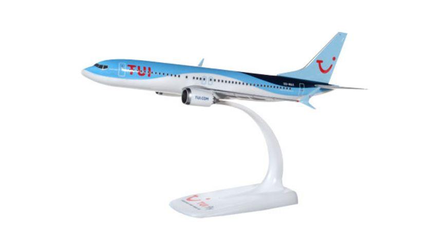 Herpa 611961 TUI fly Belgium Boeing 737 MAX 8