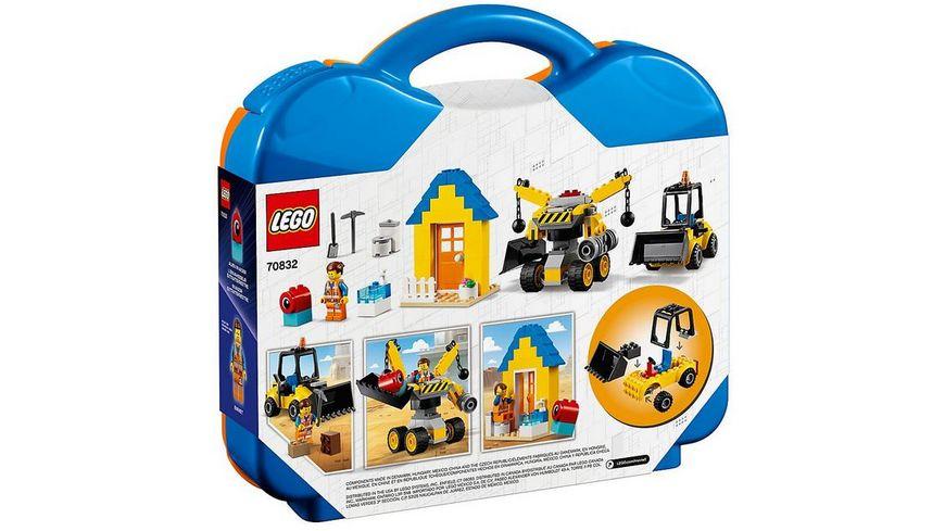 LEGO Movie 2 70832 Emmets Baukoffer