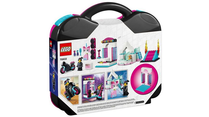 LEGO Movie 2 70833 Lucys Baukoffer