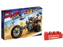 LEGO Movie 2 70834 EisenBarts Heavy Metal Trike