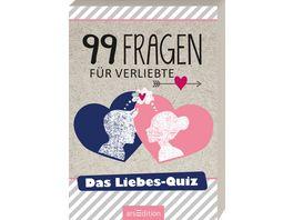 99 Fragen fuer Verliebte Das Liebes Quiz