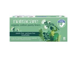 natracare Slipeinlagen Ultra thin 22 Stueck
