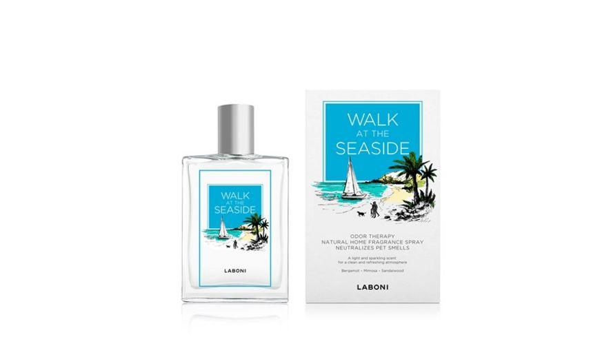 LABONI WALK AT THE SEASIDE Dufterlebnis fuer Raeume und Textilien