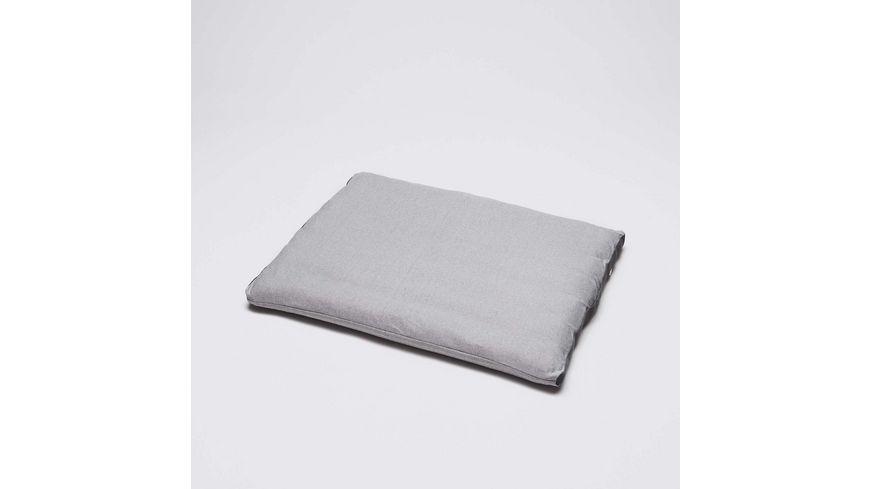 Cloud7 Hundebett Siesta Tweed Grey Medium