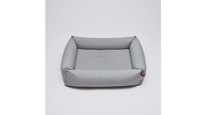 Cloud7 Hundebett Sleepy Deluxe Tweed Grey Small