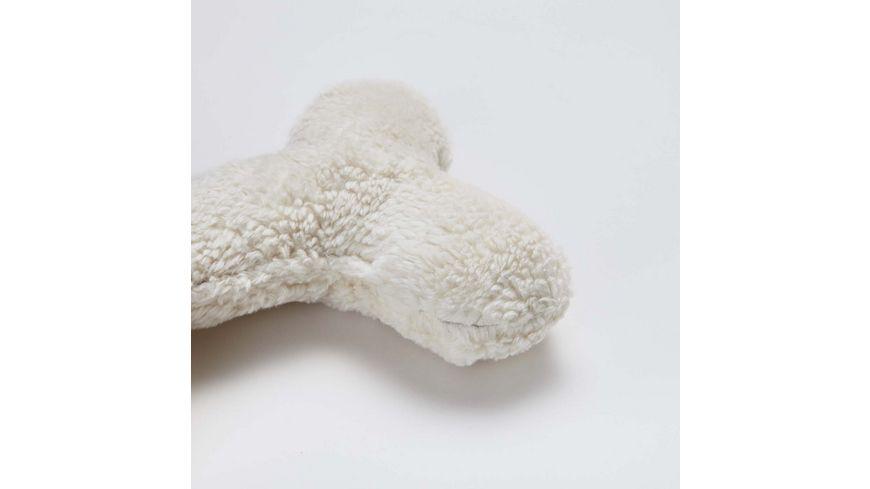 Cloud7 Hundespielzeug Pluesch Knochen Small