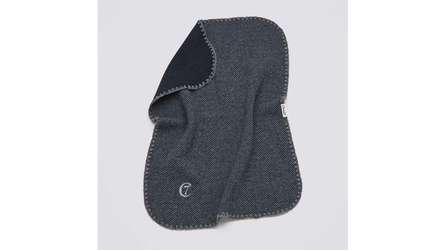 Cloud7 Hundedecke Soft Fleece Dark Grey Small