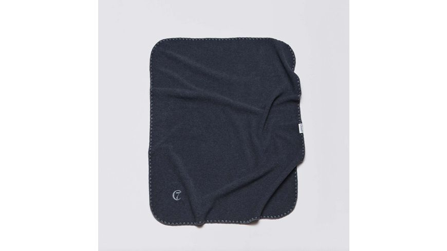 Cloud7 Hundedecke Soft Fleece Dark Grey Medium