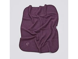 Cloud7 Hundedecke Soft Fleece Blackberry Small