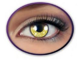 Fries 31435 FunLinsen Party Glitter Gold