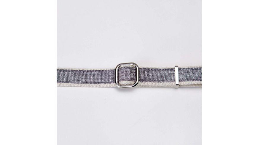 Cloud7 Halsband Coco Taupe 20mm Medium
